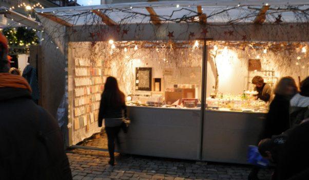 Patricia Mueller Bmw 122 Berner Münster Weihnachtsmarkt