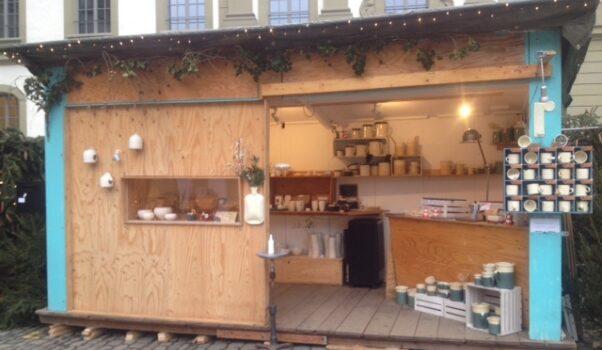 Stand Pierre Tonia 2020 Berner Münster Weihnachtsmarkt