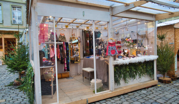 Christastand18 1 Berner Münster Weihnachtsmarkt